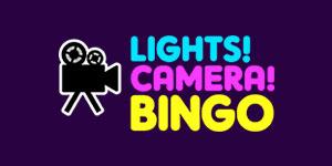 Free Spin Bonus from Lights Camera Bingo