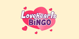 Love Hearts Bingo review